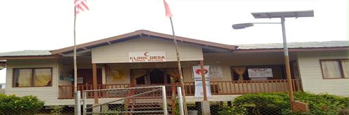 Klinik Desa Long Pasia Sipitang