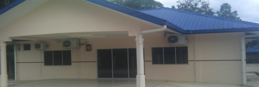 Klinik Desa Melamam Sipitang