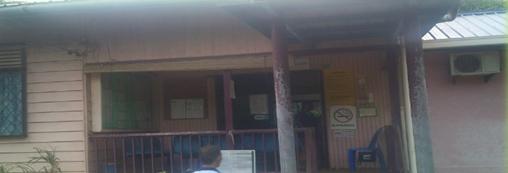 Klinik Desa Pantai