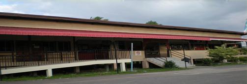 Klinik Kesihatan Weston Beaufort