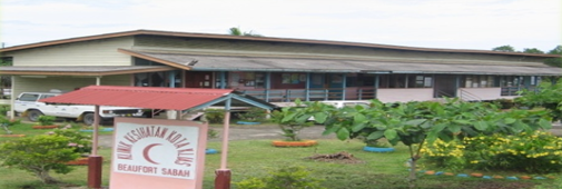 Klinik Kesihatan Kota Klias Beaufort