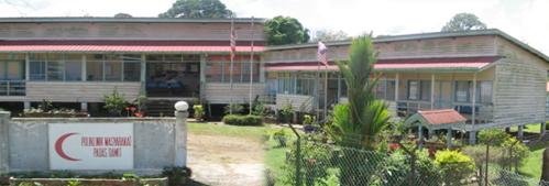 Klinik Kesihatan Padas Damit Beaufort