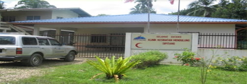 Klinik Kesihatan Mendulong Sipitang
