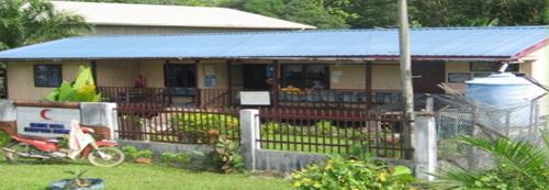 Klinik Desa Bukau Beaufort