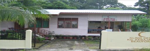 Klinik Desa Kebajang Beaufort