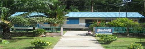 Klinik Desa Lingkungan Beaufort