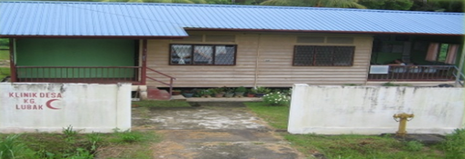 Klinik Desa Lubak Beaufort