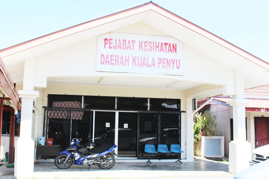 Pejabat Kesihatan Daerah Kuala Penyu