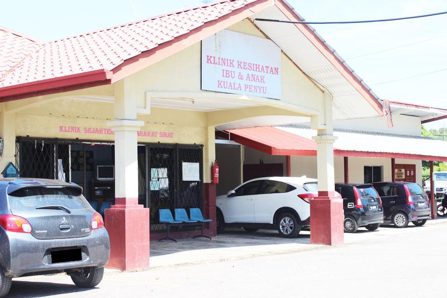 Klinik Kesihatan Ibu dan Anak Kuala Penyu