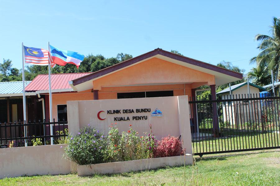 Klinik Desa Bundu Kuala Penyu