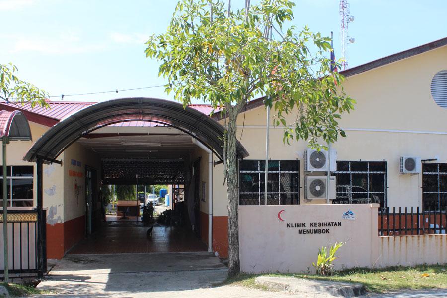 Klinik Kesihatan Menumbok
