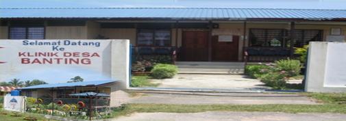 Klinik Desa Banting Sipitang