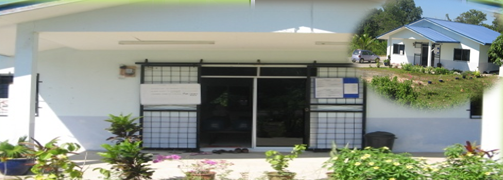 Klinik Desa Pimping Membakut