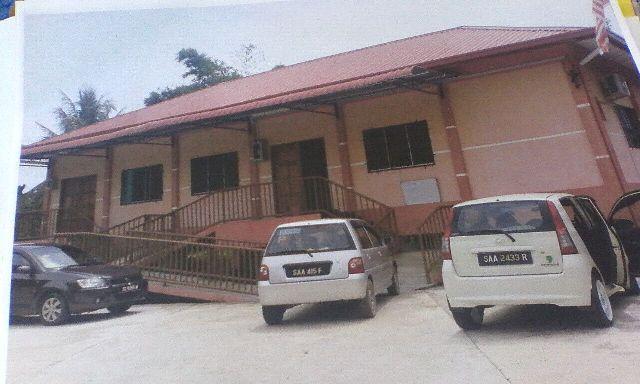 Klinik Desa Bangkalalak Beaufort