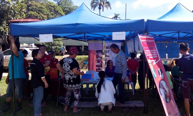 Program Sambutan Hari Malaria Sedunia 2016 Peringkat Negeri Sabah