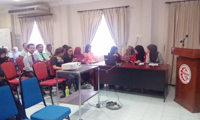 Perhimpunan Pagi PKK Beaufort Bulan Januari 2017