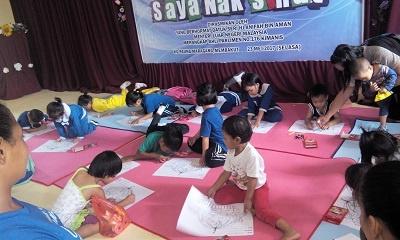 Program Saya Nak Sihat Nbos 6 Di Kampung Paung Maragang Membakut Tahun 2017